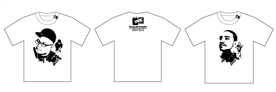 Teeshirt Master Réalisation 2011