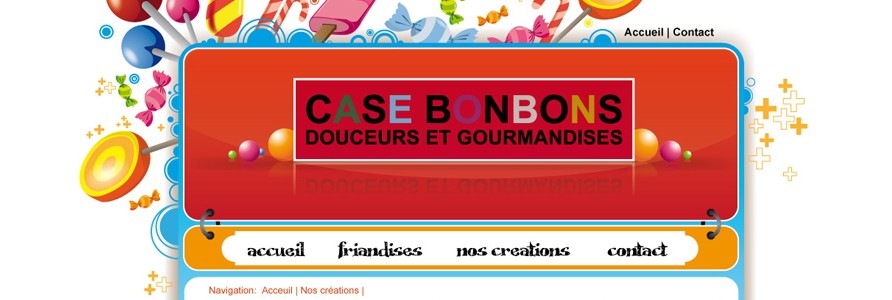 Charte site bonbon