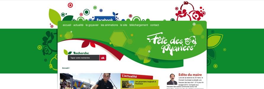 Charte site fête des goyaviers
